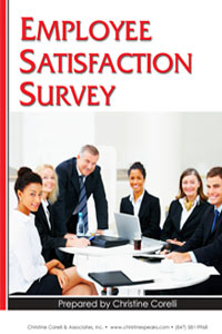 """employee satisfaction survey essay Employee satisfaction surveys: measuring staff engagement written by carol-ann morgan one in five employees has had sex in the workplace, one in three has taken class a drugs at work, and one in six admit to 'constantly' surfing the web on matters totally unrelated to work, according to david bolchover's book """"the living dead."""
