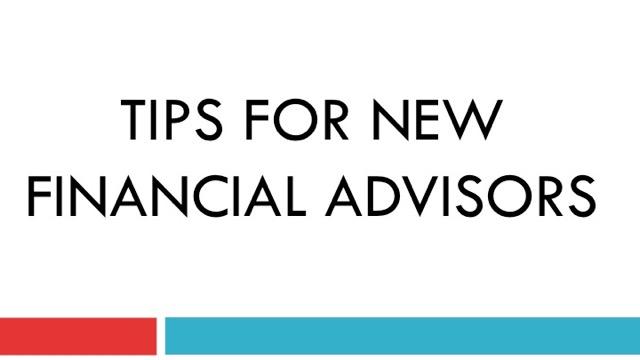 Tips for Financial Advisors