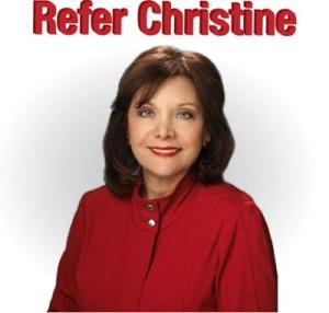 Refer Christine