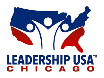Leadership USA Chicago logo